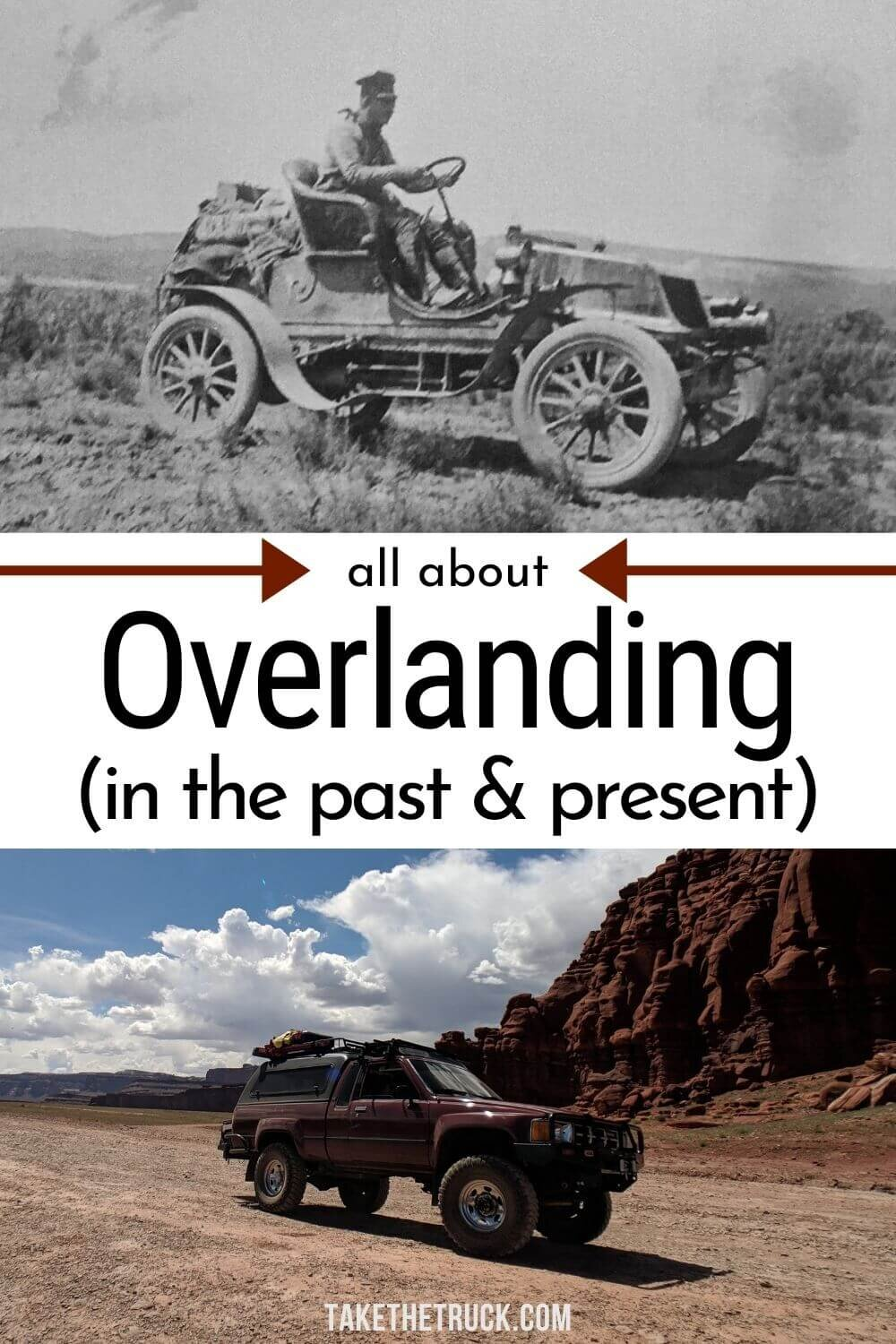 Fun and quick read about the history of overlanding and overland travel in the U.S. Helps to answer the question, What is overlanding? and gives some overlanding basics for beginners.