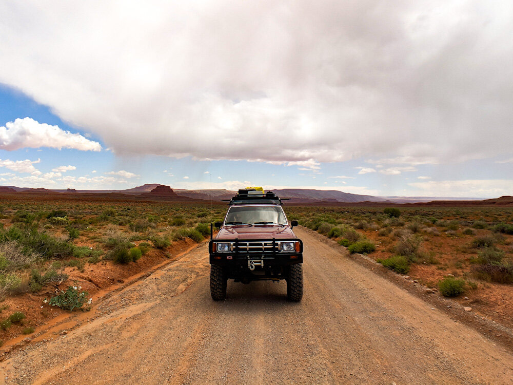overlanding in the united states, defining what is overlanding