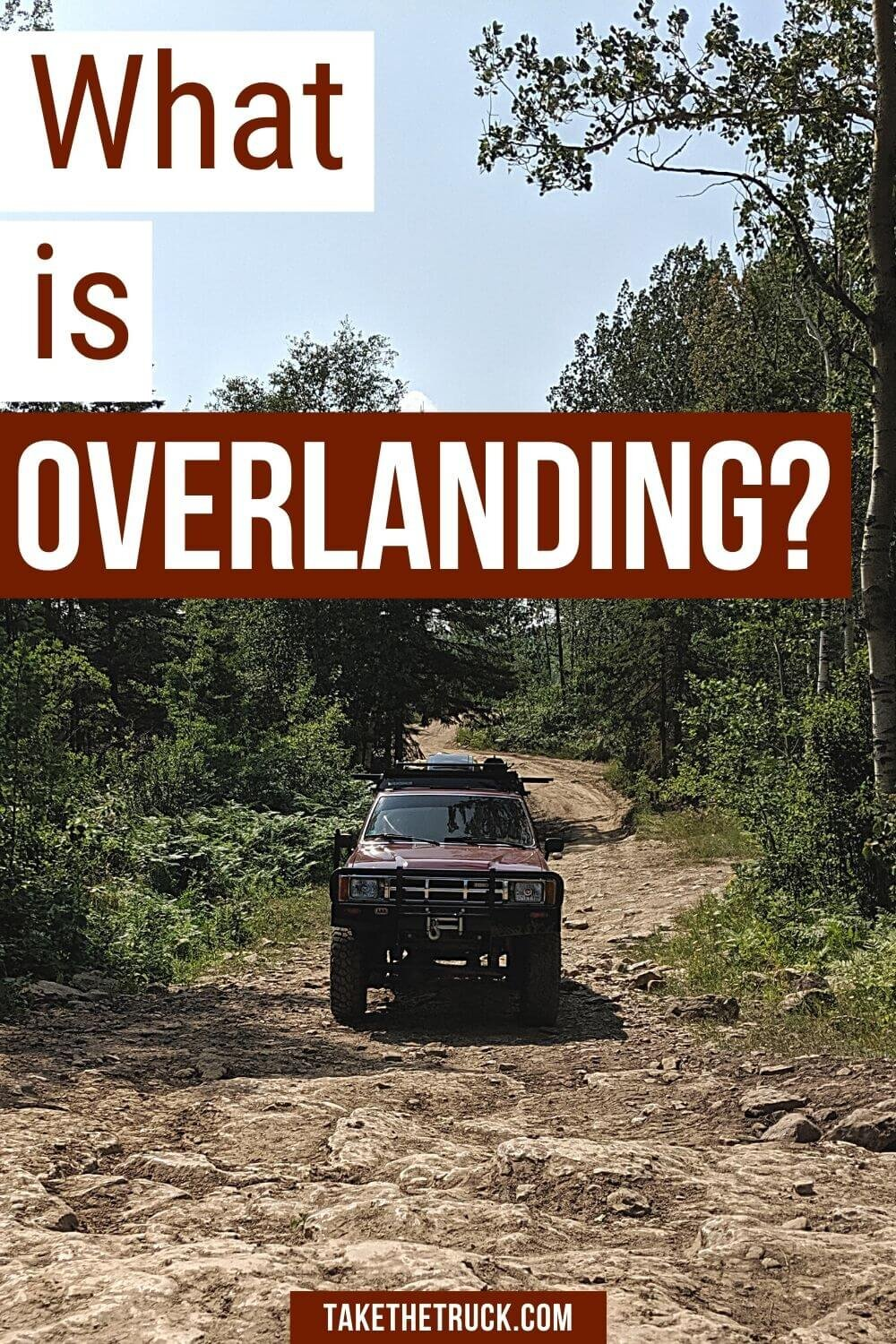 Quick and fun read about the history of overlanding and overland travel in the U.S. Helps to answer the question, What is overlanding? and gives some overlanding basics for beginners.