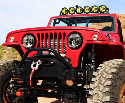 Jeep Commando Reconditioned Build