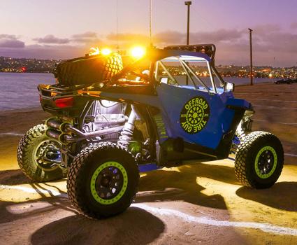 Polaris RZR Off Road Build
