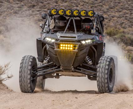 Polaris RZR Desert Racing Build