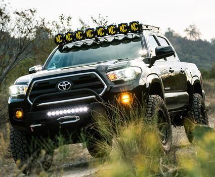 Toyota Tacoma Off Road Build