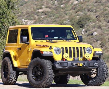 Jeep JL Off Road Build
