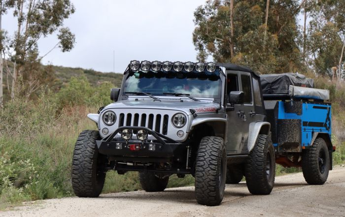 TrailRecon's Custom Jeep JK Overlanding Rig