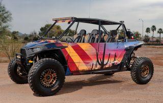 Custom Off Road Polaris RZR XP4 Build