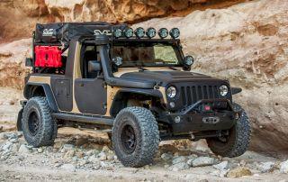 Custom Overlanding & Camping Jeep JK Rig / Build