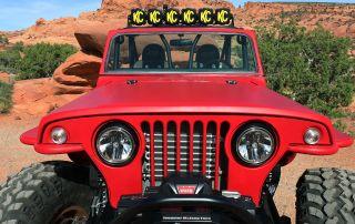 Custom Reconditioned 1973 Jeep Commando Build