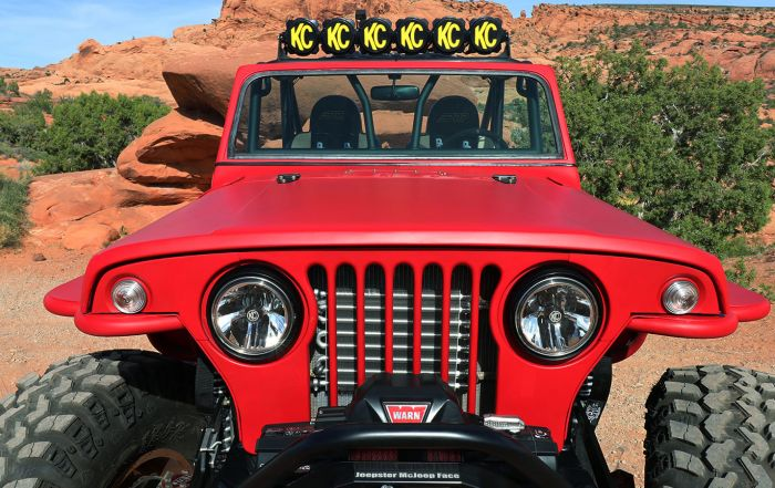 Custom Reconditioned 1973 Jeep Commando Build