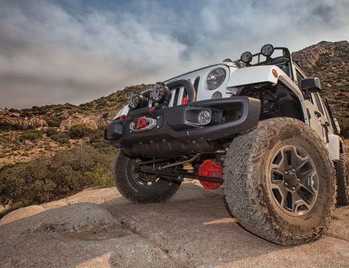 Custom Off Road & Rock Crawling OverlandX Jeep JK Build