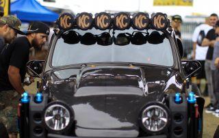 Custom Volkswagen Bug Off Road Build