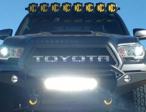 STVSTOY's Custom Toyota Tacoma Overland, Off Road & Rock Crawling Build