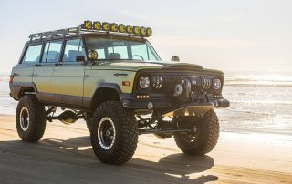 KC's 50 Year Anniversary Edition Jeep Wagoneer Off Road Reconditioned Build