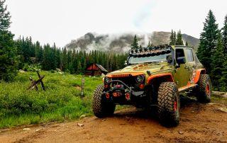 Off Road & Overland Ready Custom Jeep JKU Build