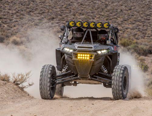 XLR's Tuned Up Custom Desert Off Road Polaris RZR Build