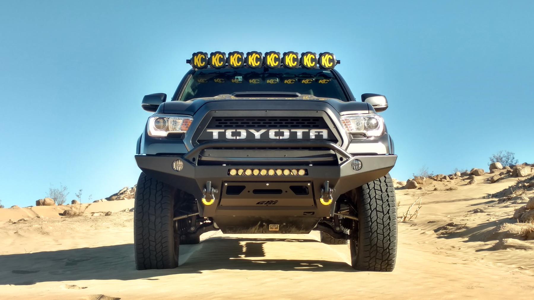 Custom Off Road Desert Stormer Toyota Tacoma - Image #01