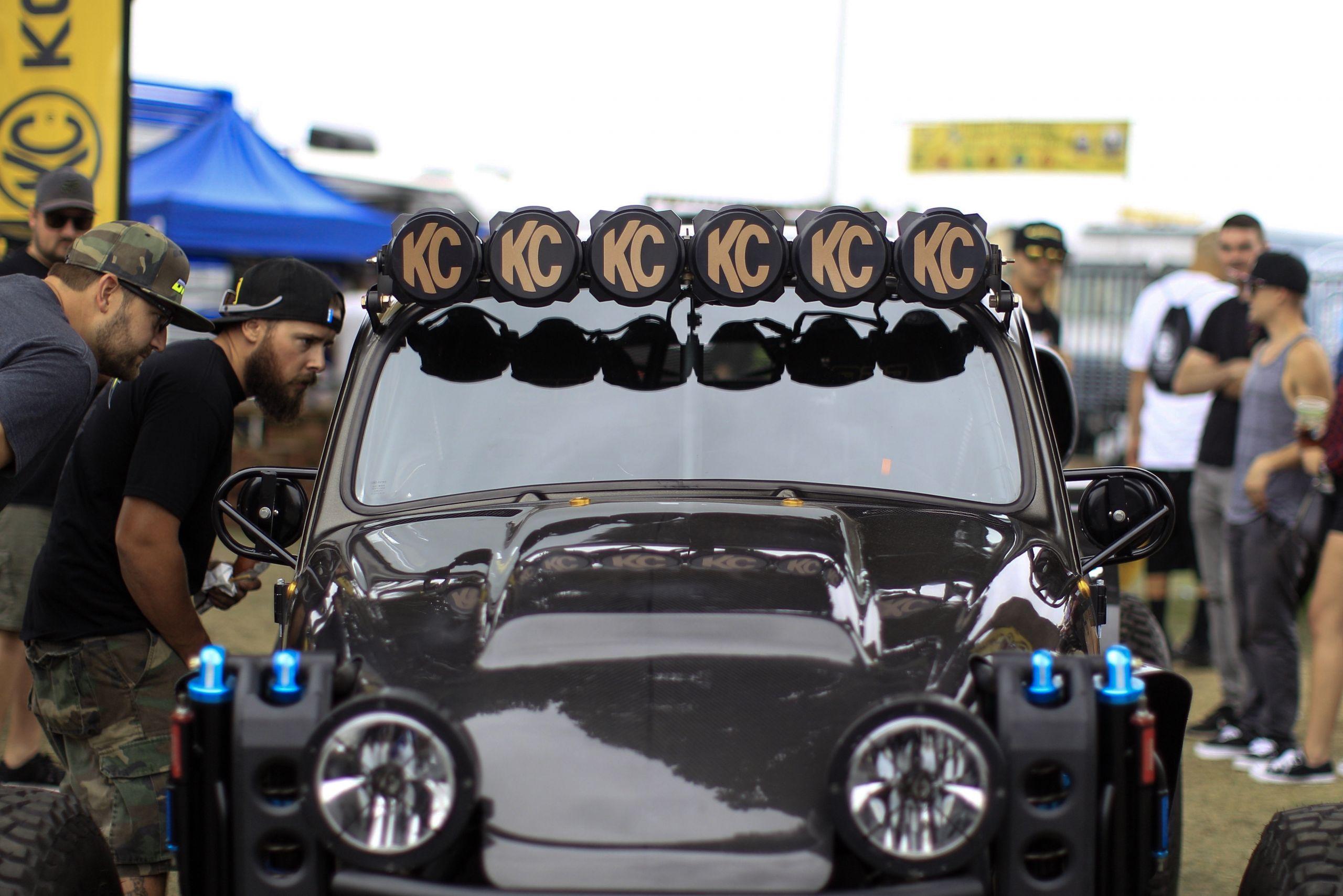 Custom Volkswagen Bug Off Road Build - Extreme Performance - Image #01