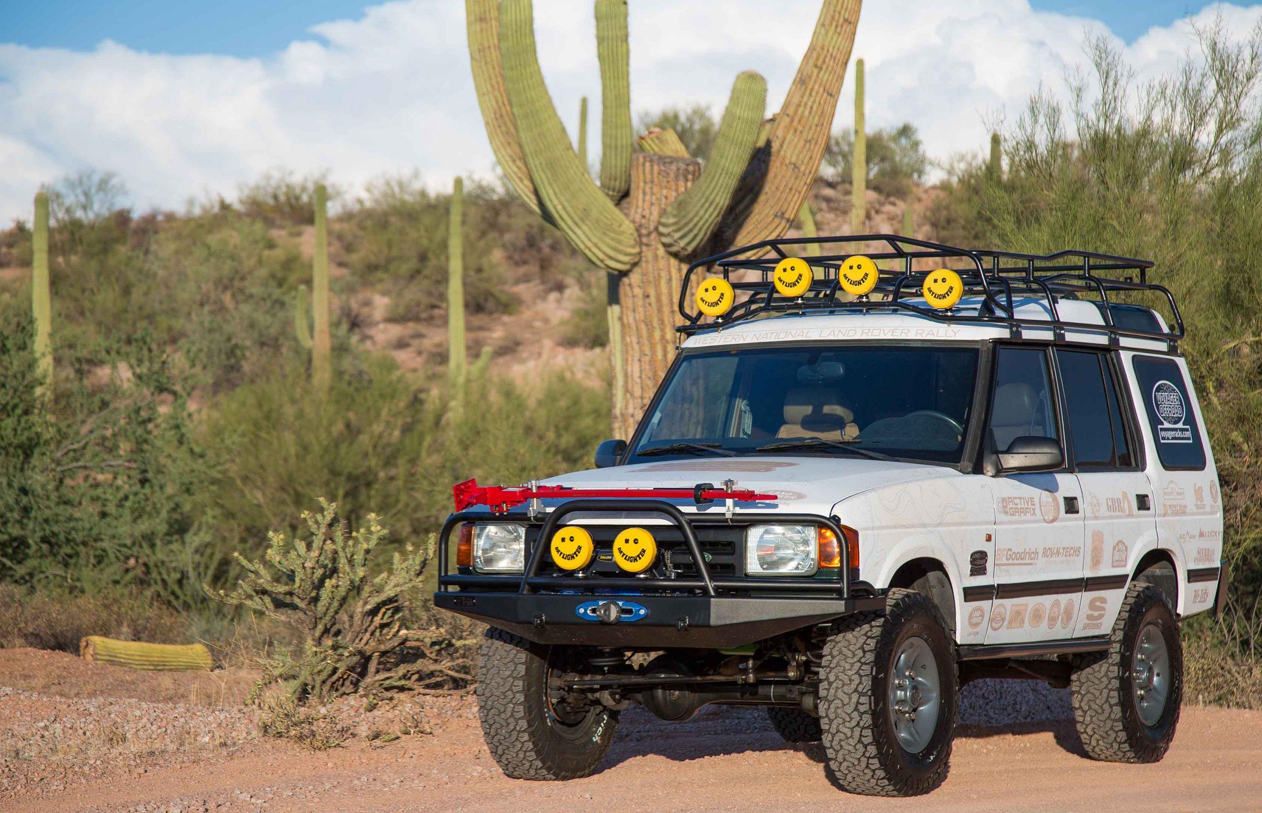 Custom Off Road / Overlanding Land Rover Build - Image #01