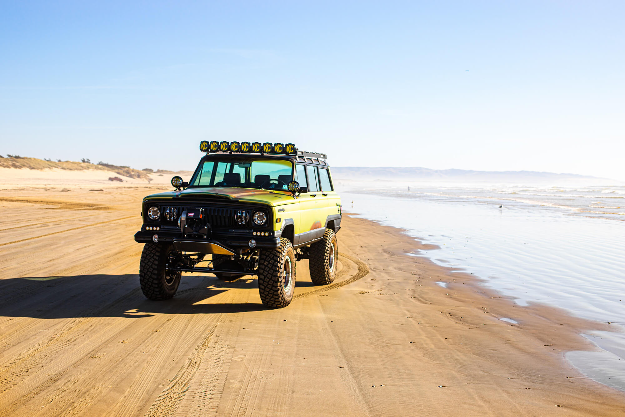 KC's Classic Jeep Wagoneer Off Road Reconditioned Build - Image #01