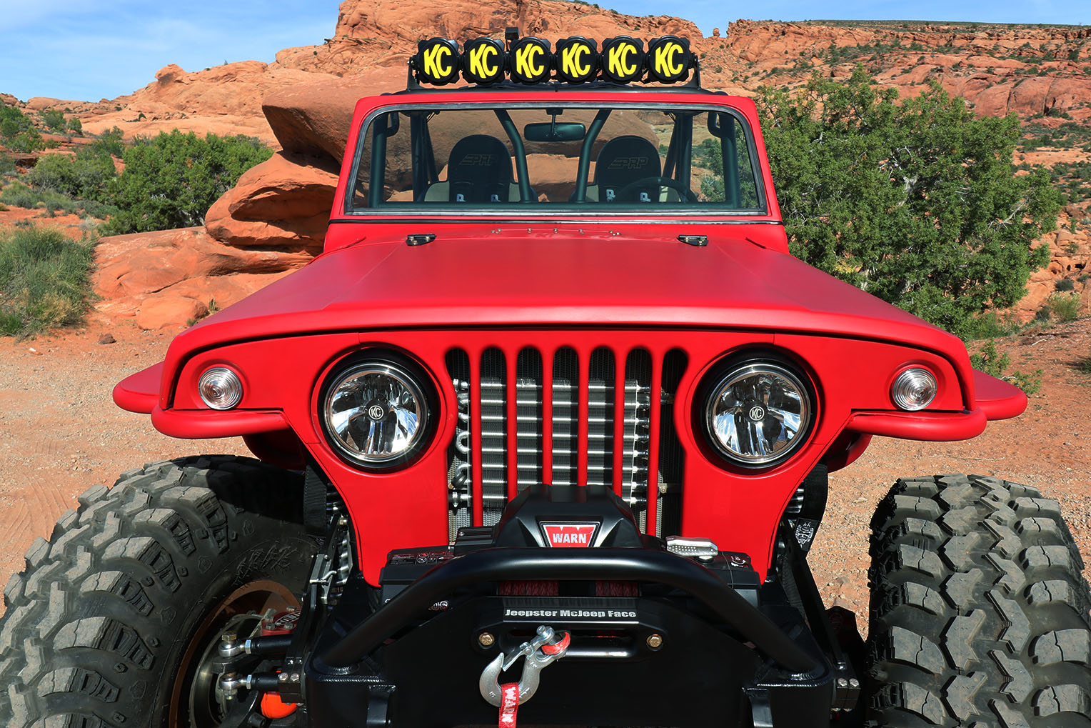 Custom Reconditioned 1973 Jeep Commando Build - Image #01