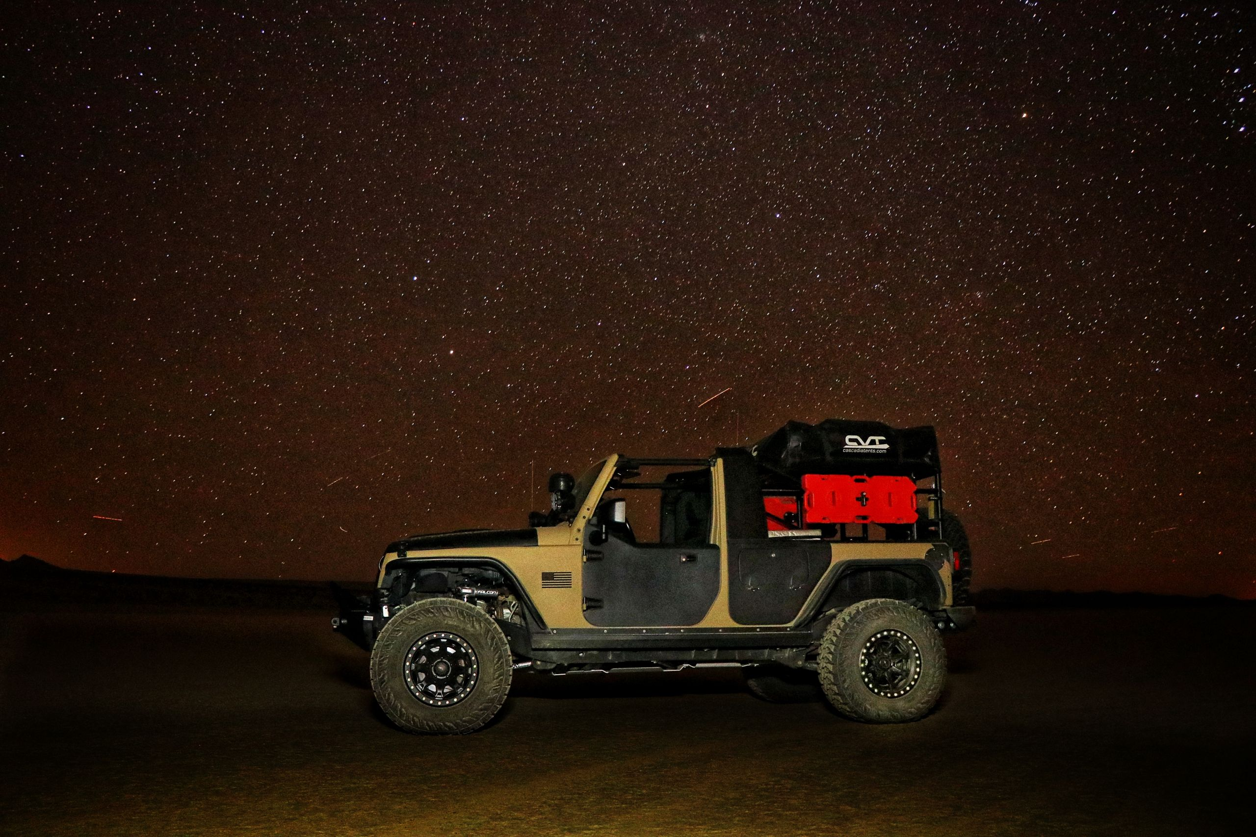 Custom Off Road, Overlanding & Camping Jeep JK Build - Image #02