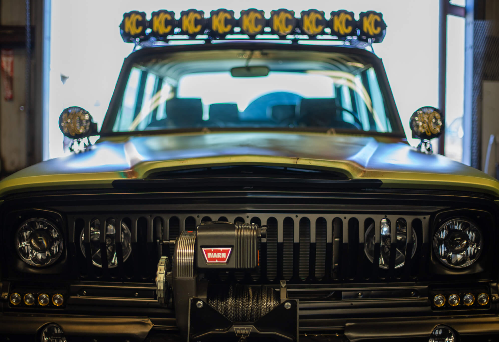 KC's Classic Jeep Wagoneer Off Road Reconditioned Build - Image #02