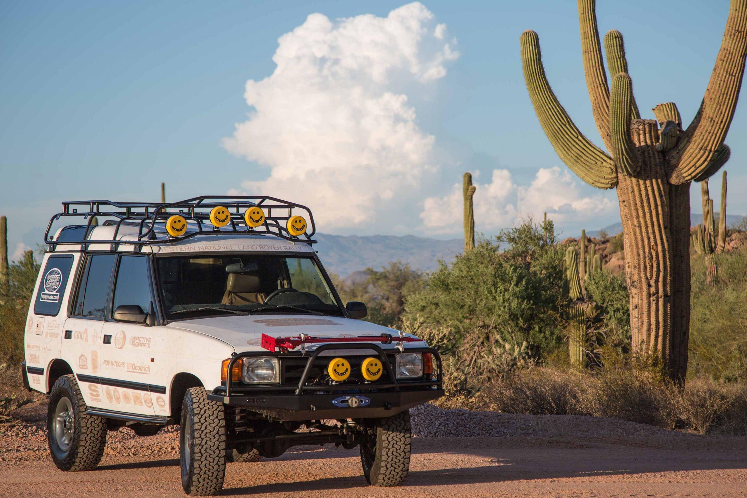 Custom Off Road / Overlanding Land Rover Build - Image #02
