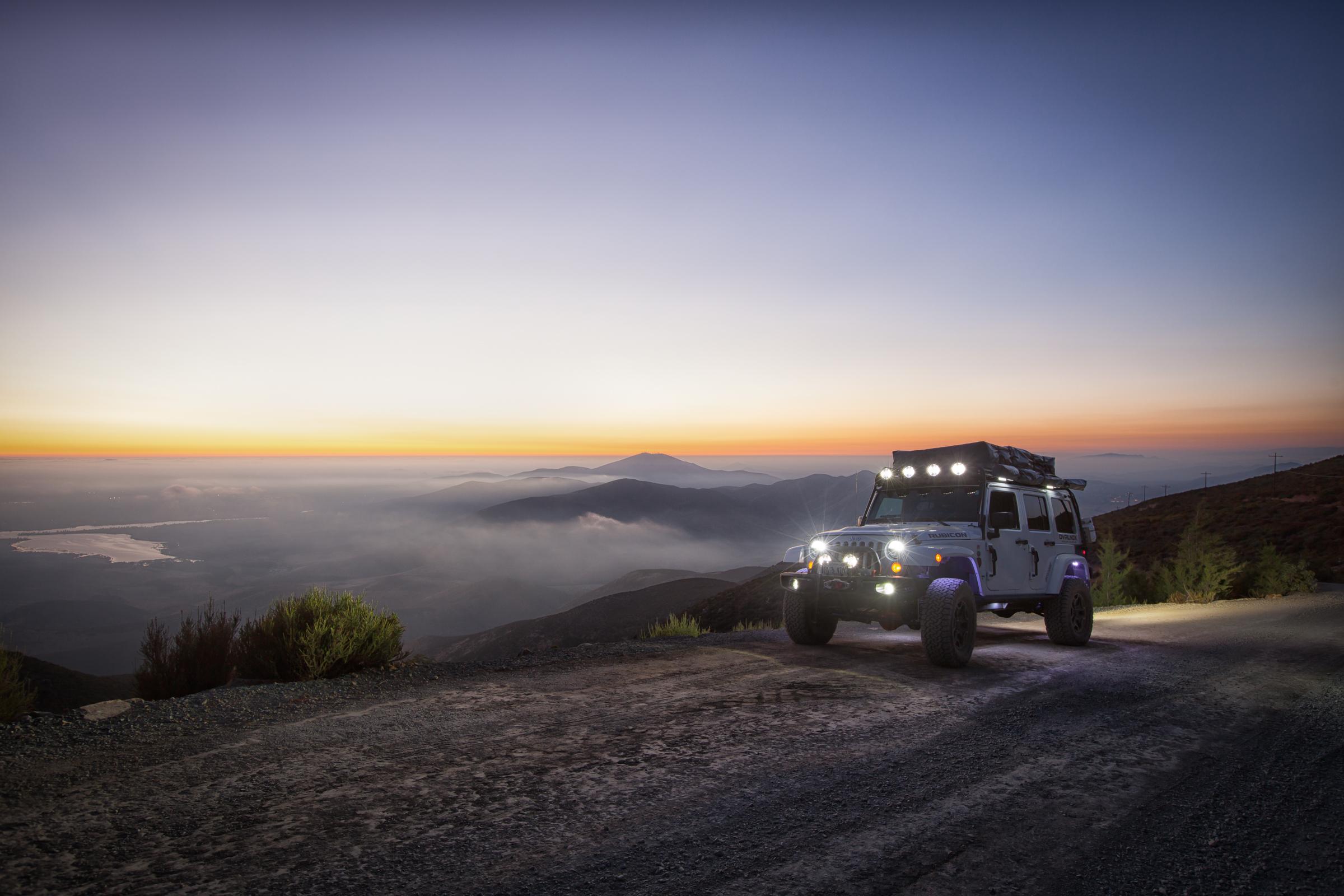 Custom Rock Crawling OverlandX Jeep JK Build - Image #02