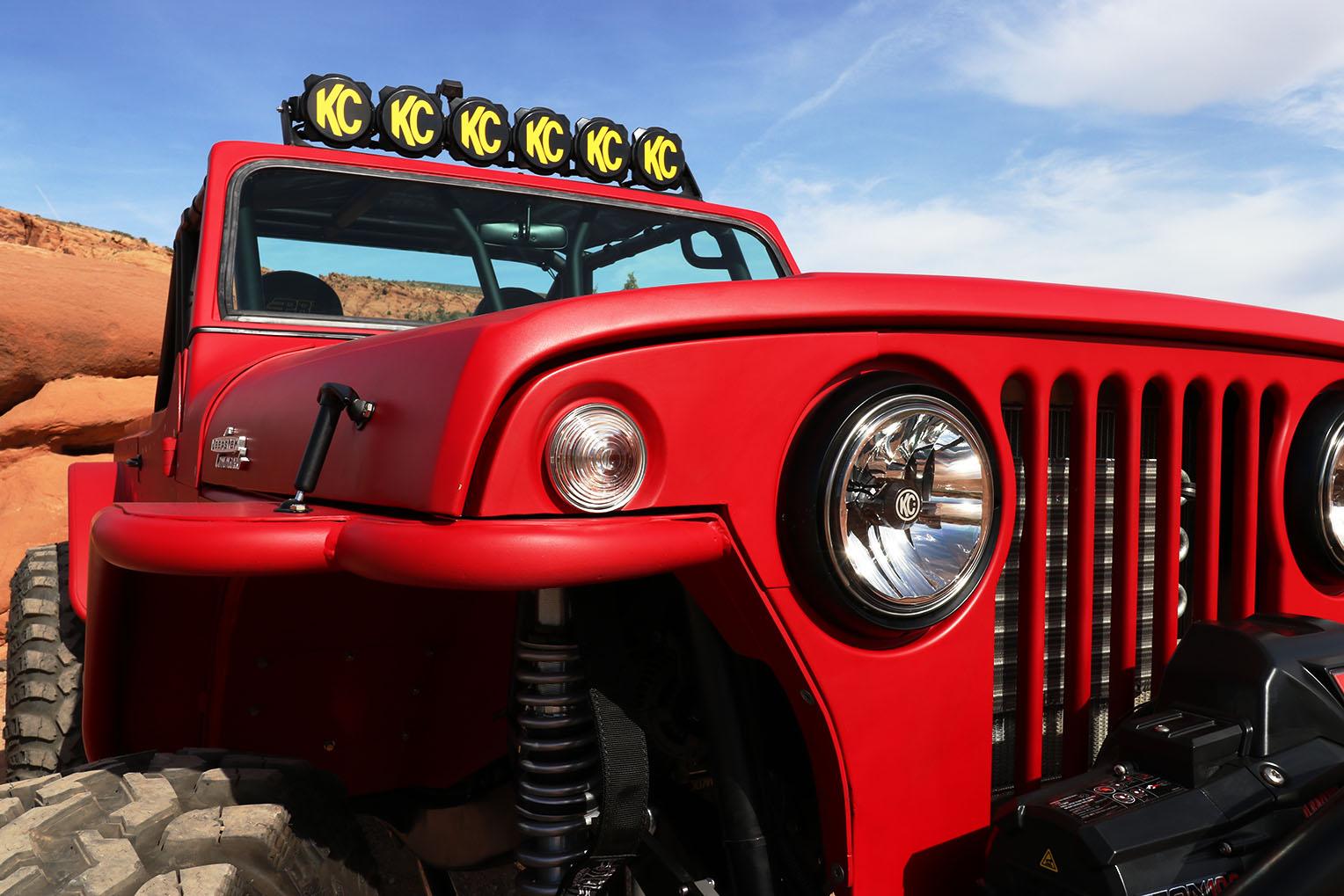 Custom Reconditioned 1973 Jeep Commando Build - Image #03