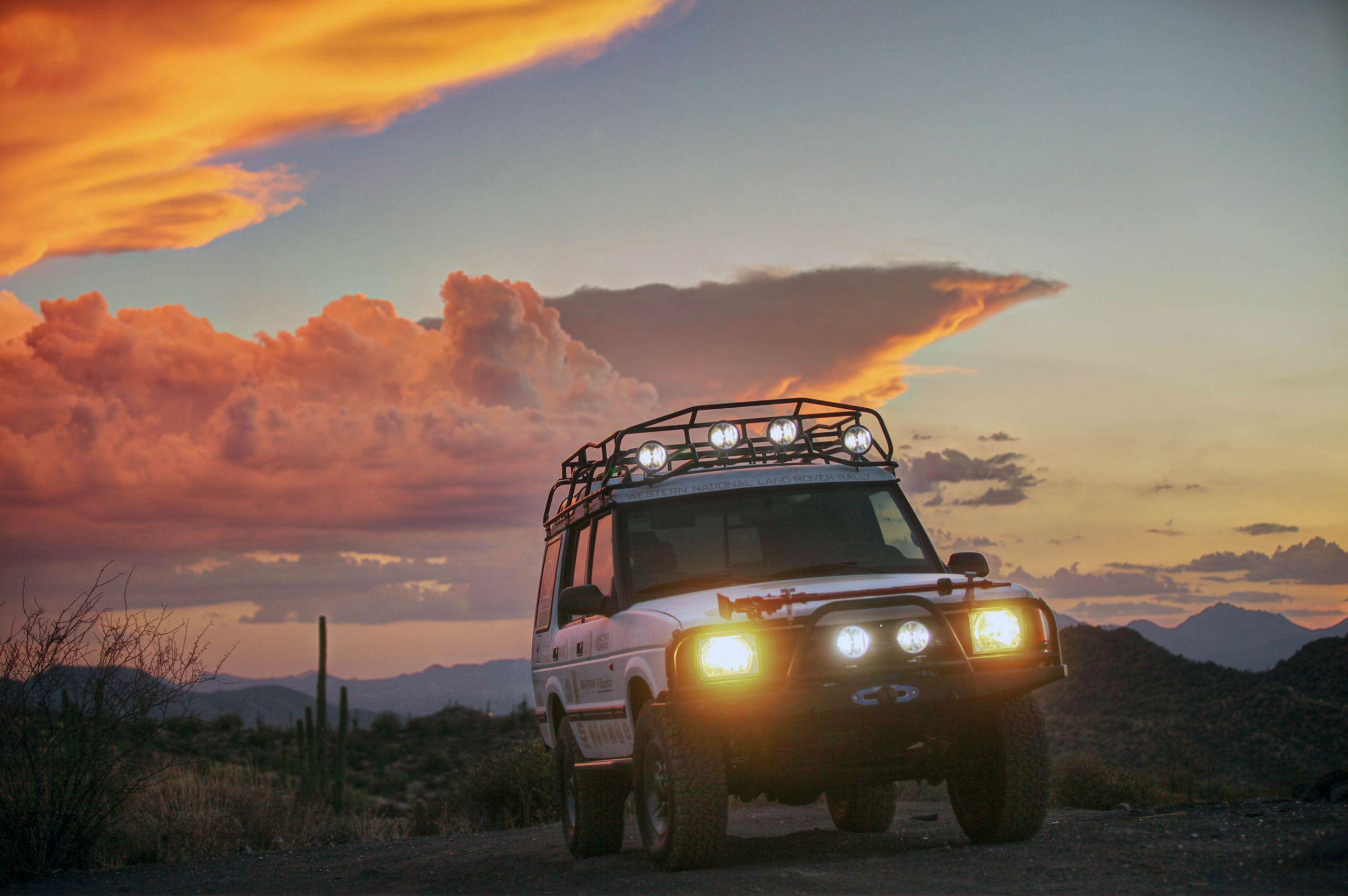 Custom Off Road / Overlanding Land Rover Build - Image #03