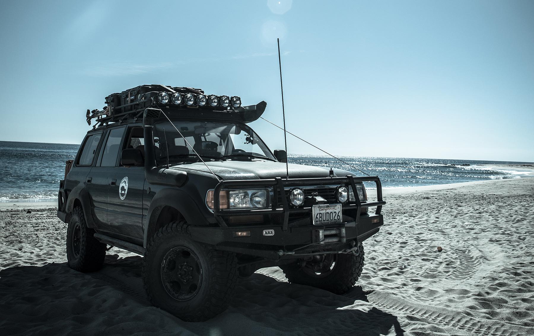 Custom Toyota FZJ80 Off Road & Overlanding Build - Image #03
