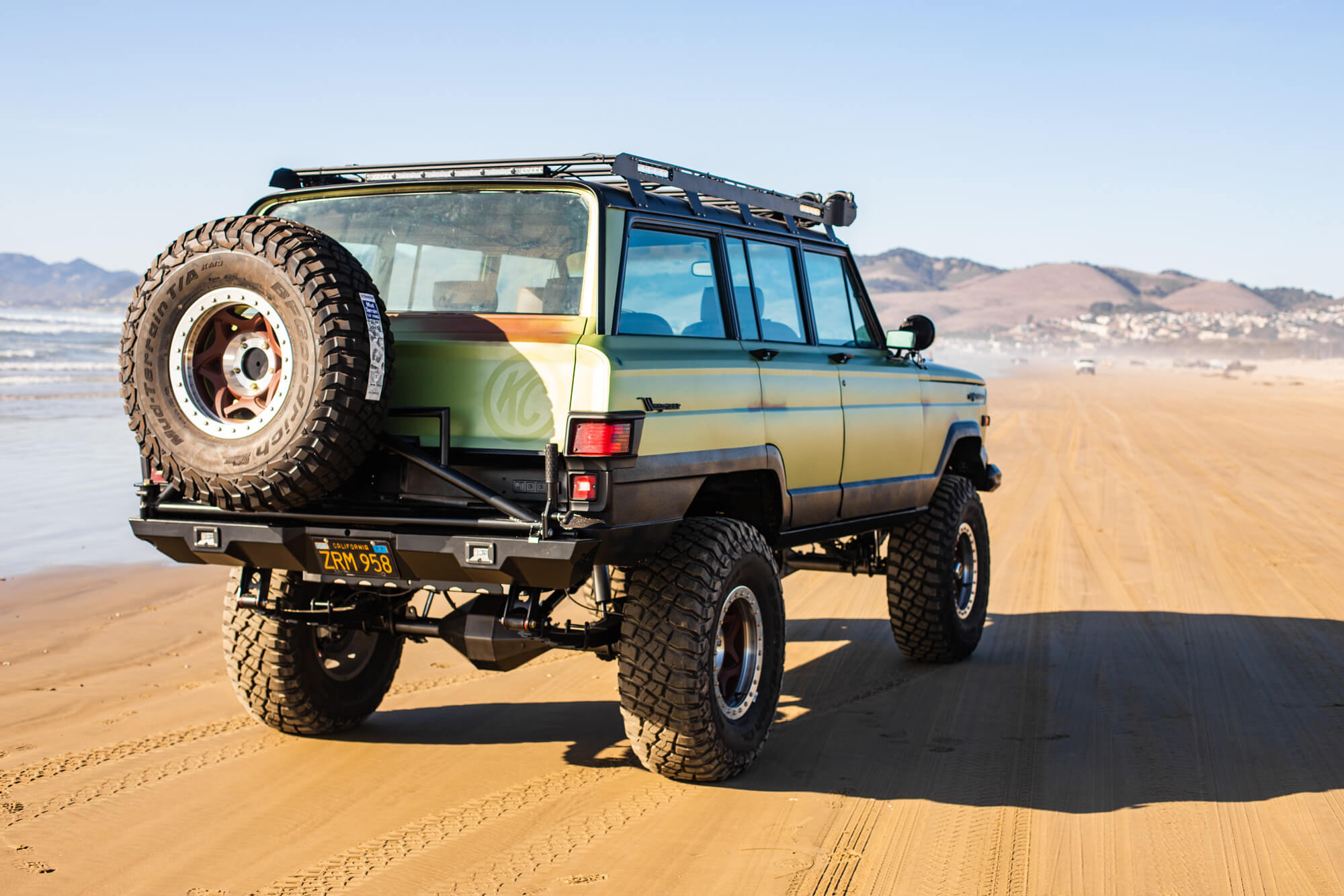 KC's Classic Jeep Wagoneer Off Road Reconditioned Build - Image #03