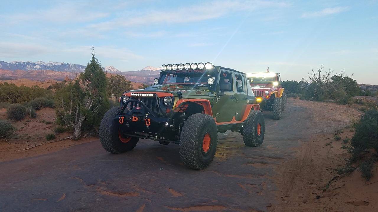Off Road & Overland Ready Custom Jeep JKU Build - Image #03