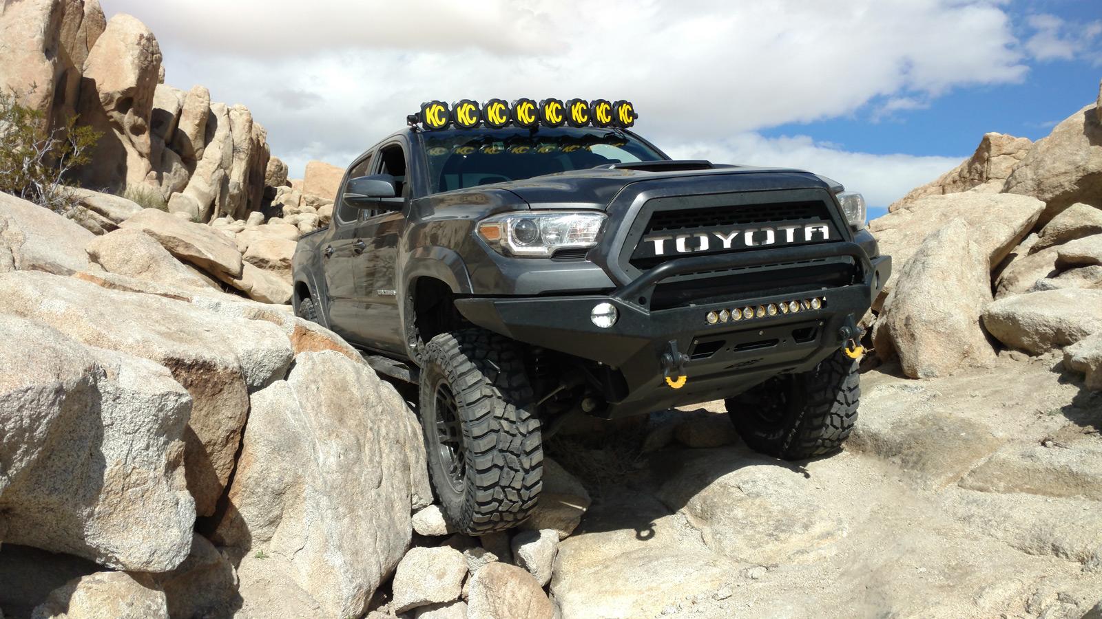 Custom Off Road Desert Stormer Toyota Tacoma - Image #03