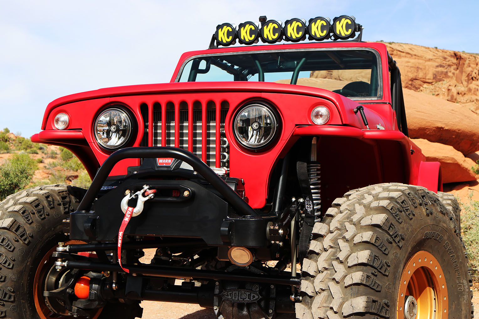 Custom Reconditioned 1973 Jeep Commando Build - Image #04
