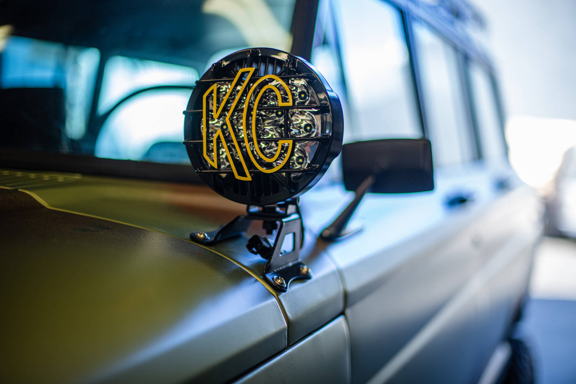 KC's Classic Jeep Wagoneer Off Road Reconditioned Build - Image #04