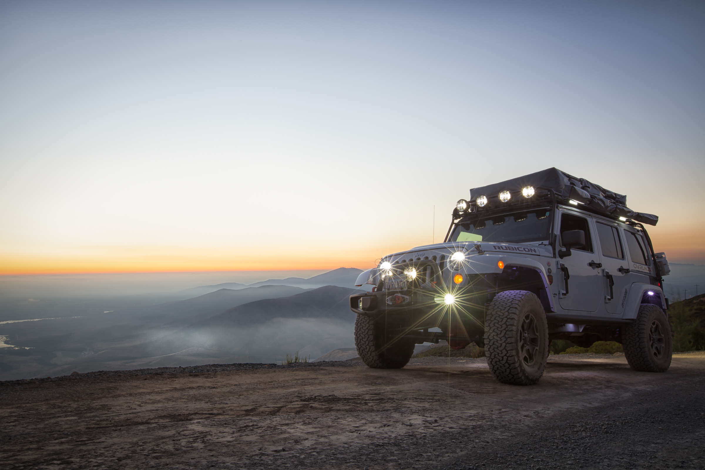 Custom Rock Crawling OverlandX Jeep JK Build - Image #04