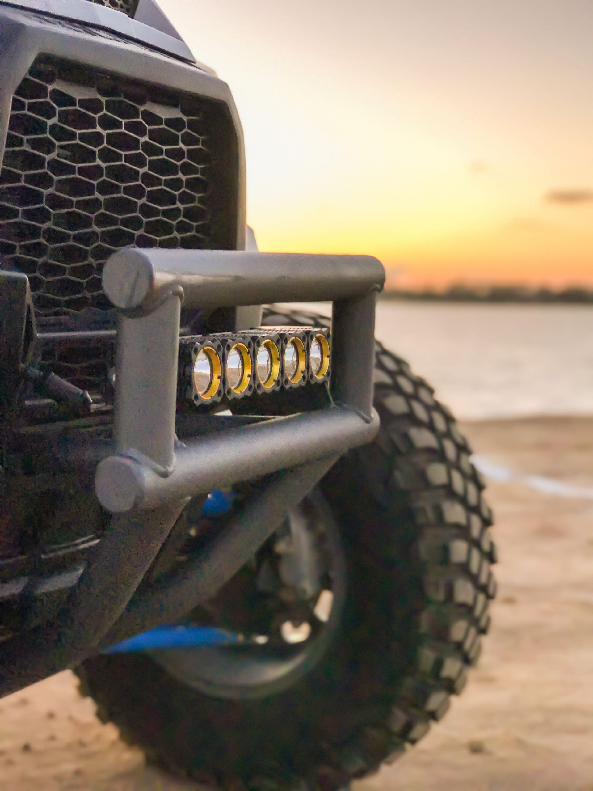 Custom Polaris RZR Off Road Build with KC Lights - Image #04