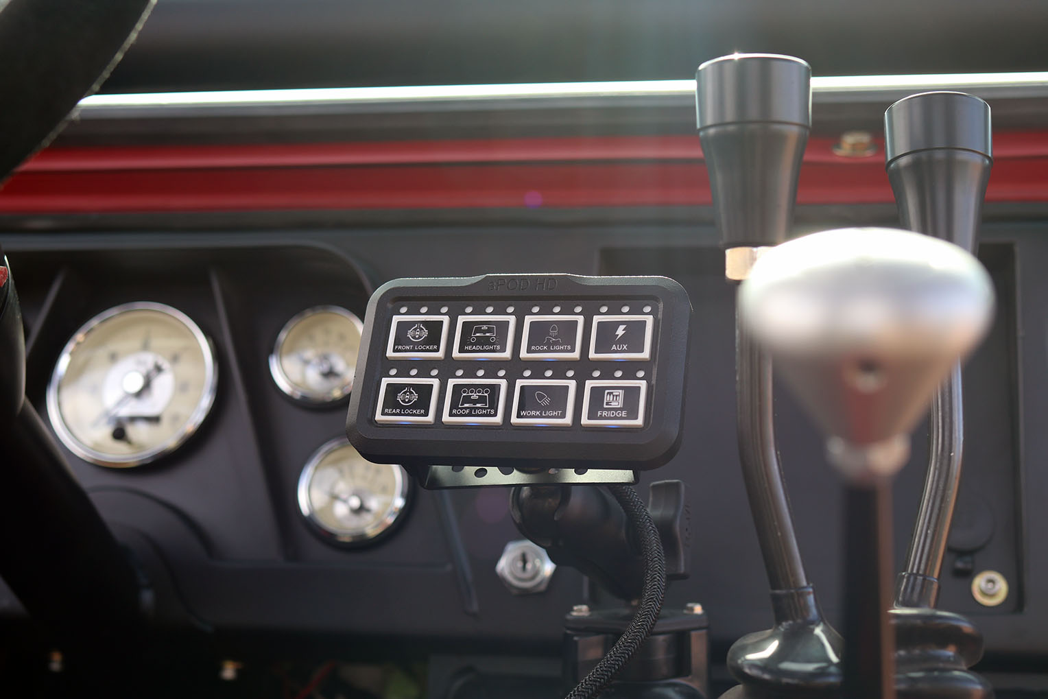 Custom Reconditioned 1973 Jeep Commando Build - Image #05