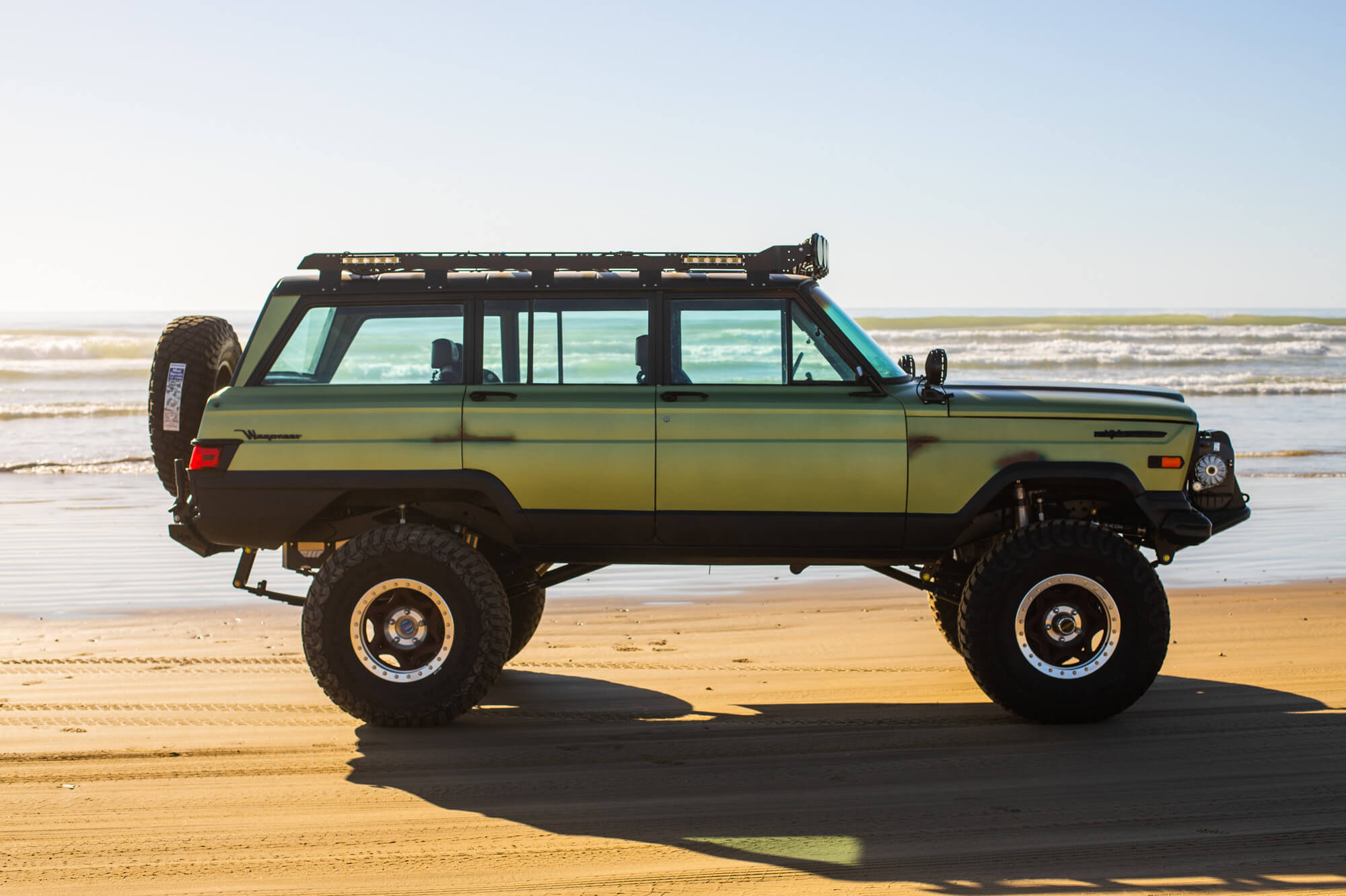KC's Classic Jeep Wagoneer Off Road Reconditioned Build - Image #05