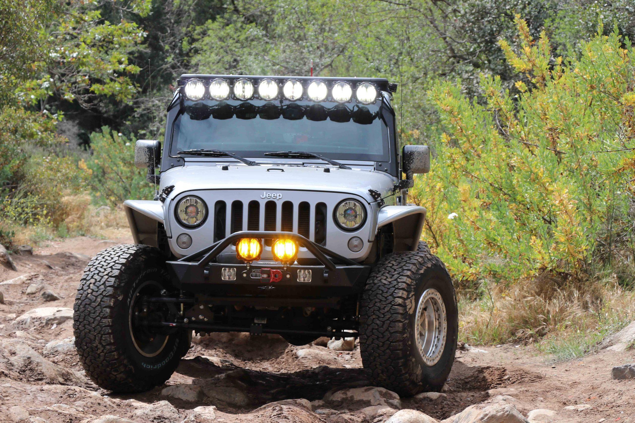 TrailRecon's Custom Jeep JK Overlanding Rig / Build - Image #05