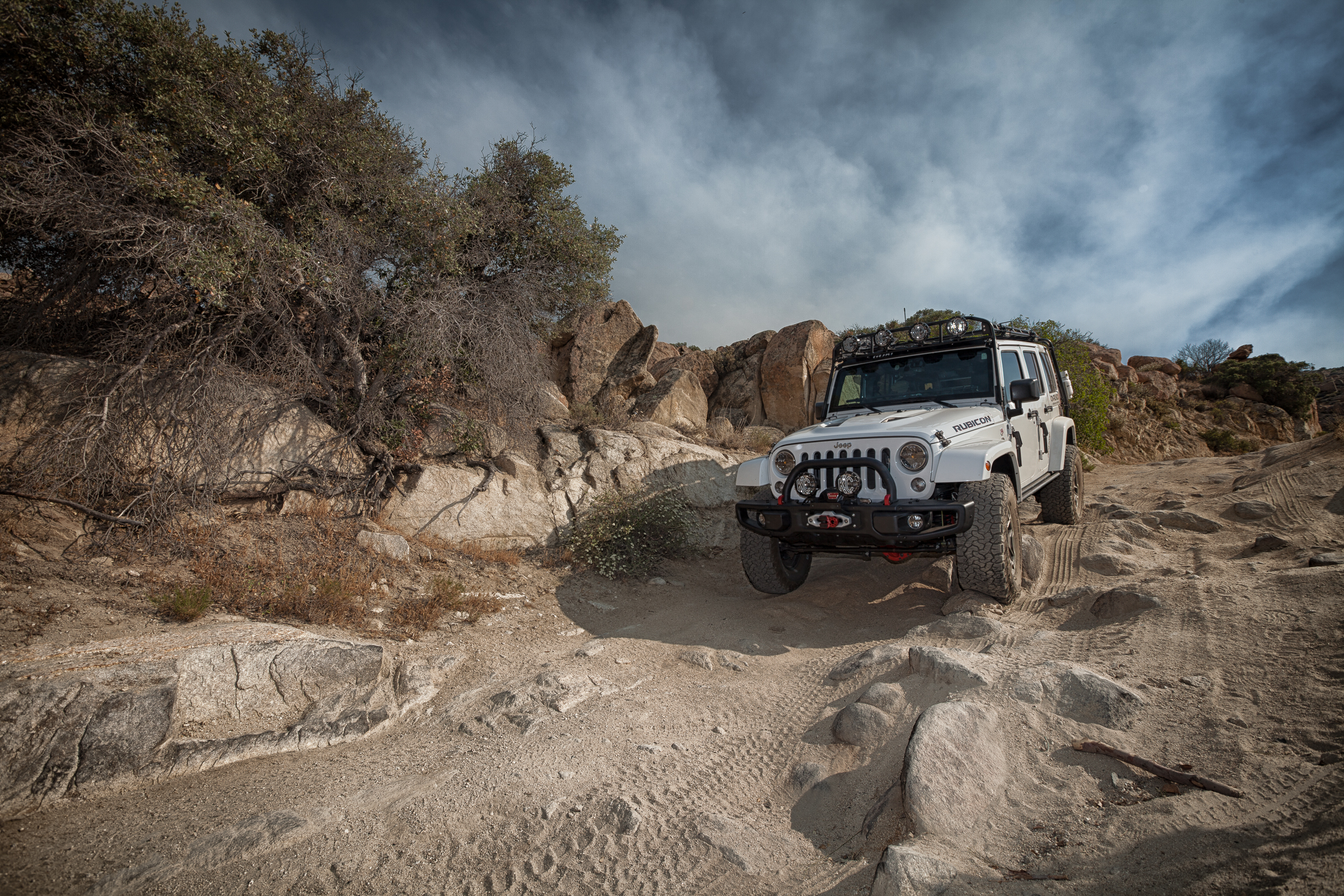 Custom Rock Crawling OverlandX Jeep JK Build - Image #06