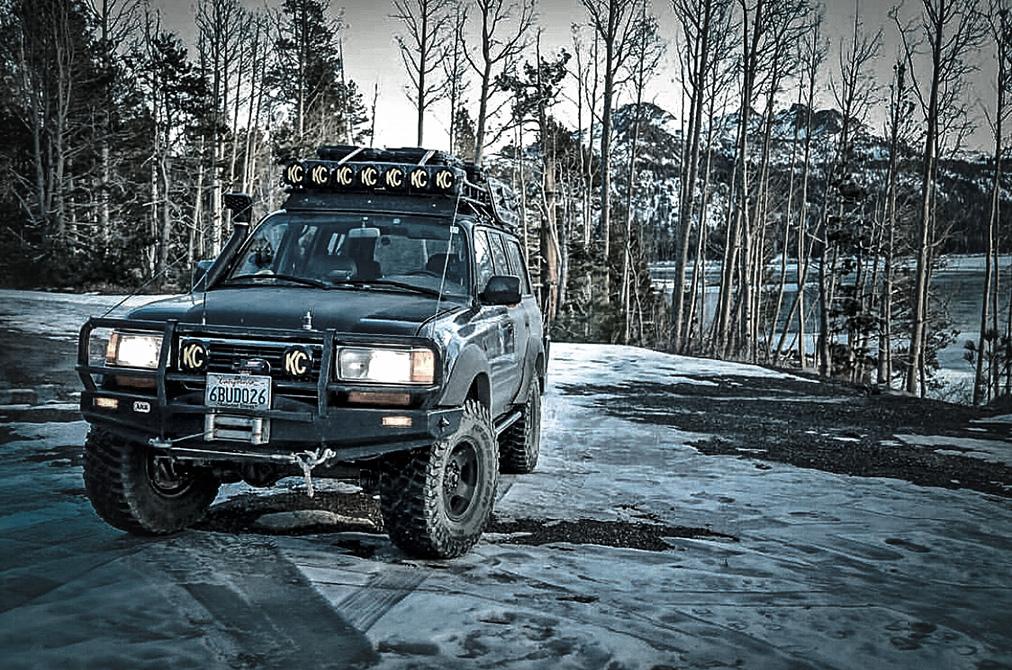 Custom Toyota FZJ80 Off Road & Overlanding Build - Image #06