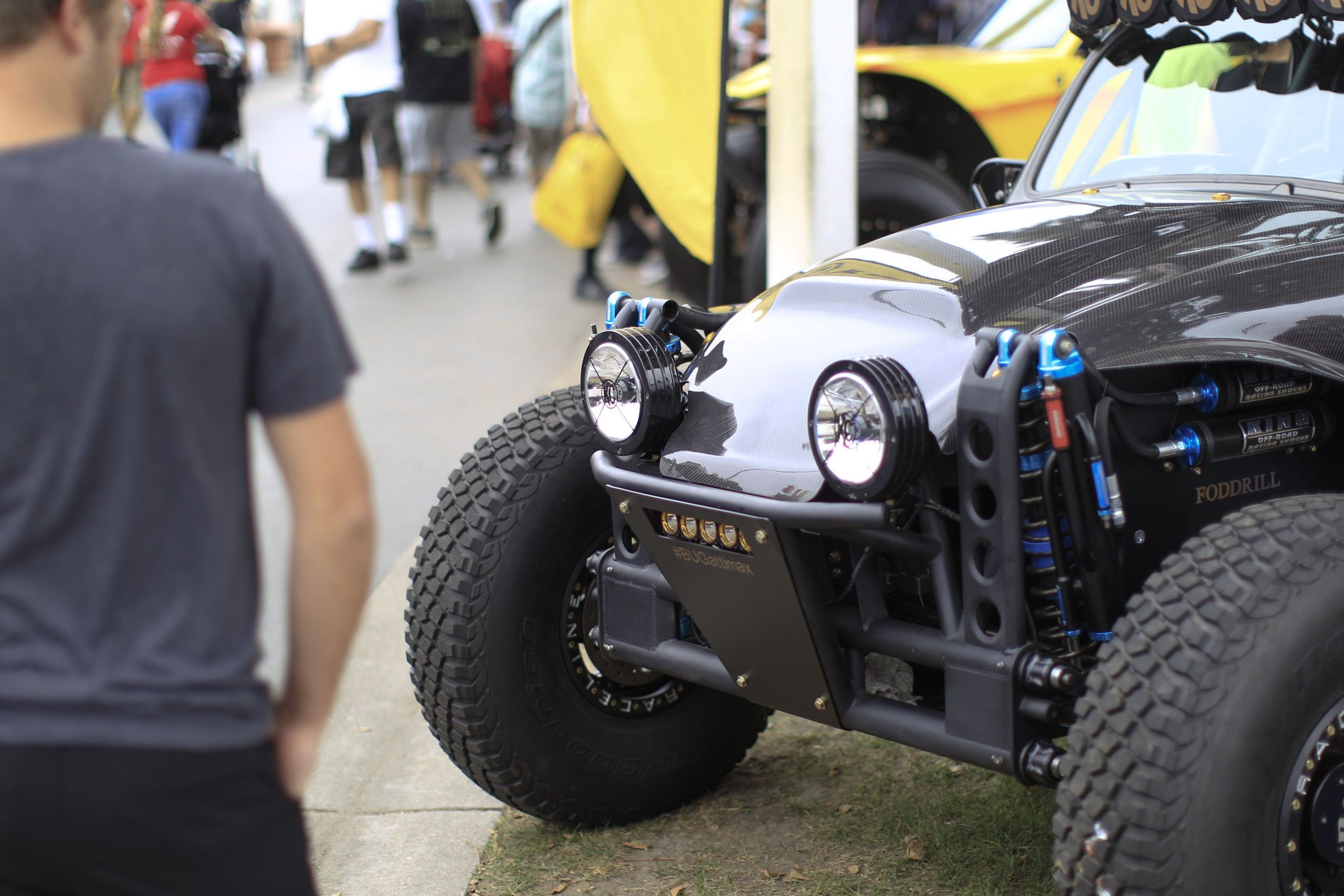 Custom Volkswagen Bug Off Road Build - Extreme Performance - Image #06