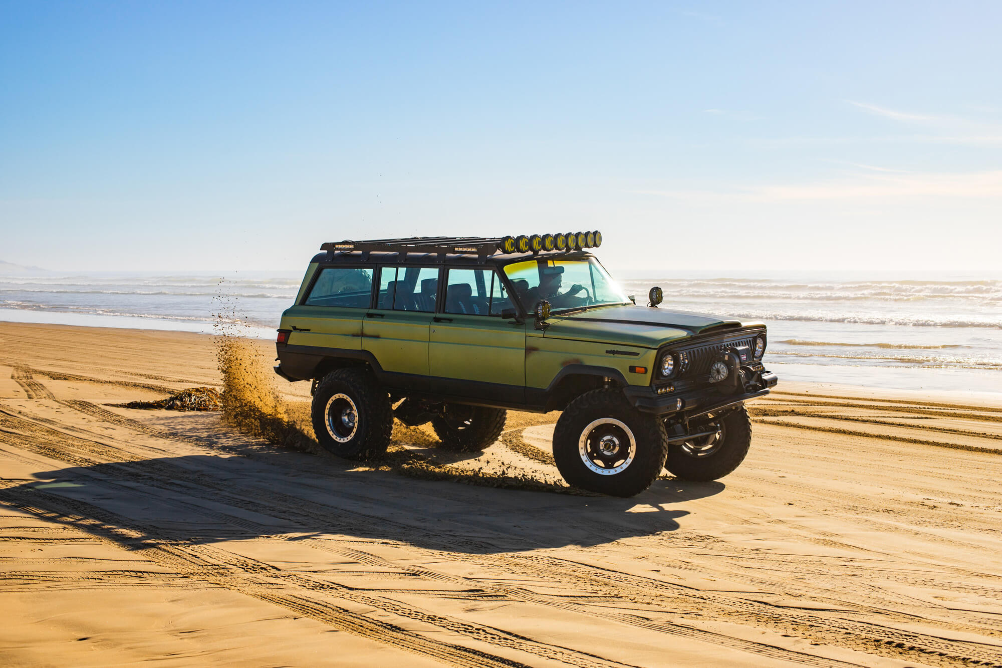 KC's Classic Jeep Wagoneer Off Road Reconditioned Build - Image #06