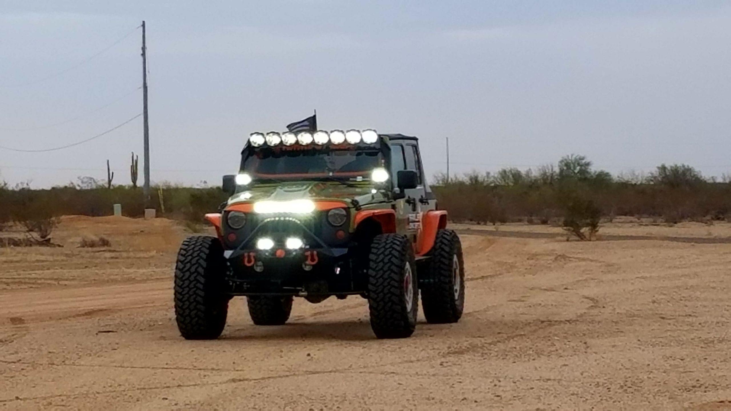 Off Road & Overland Ready Custom Jeep JKU Build - Image #06