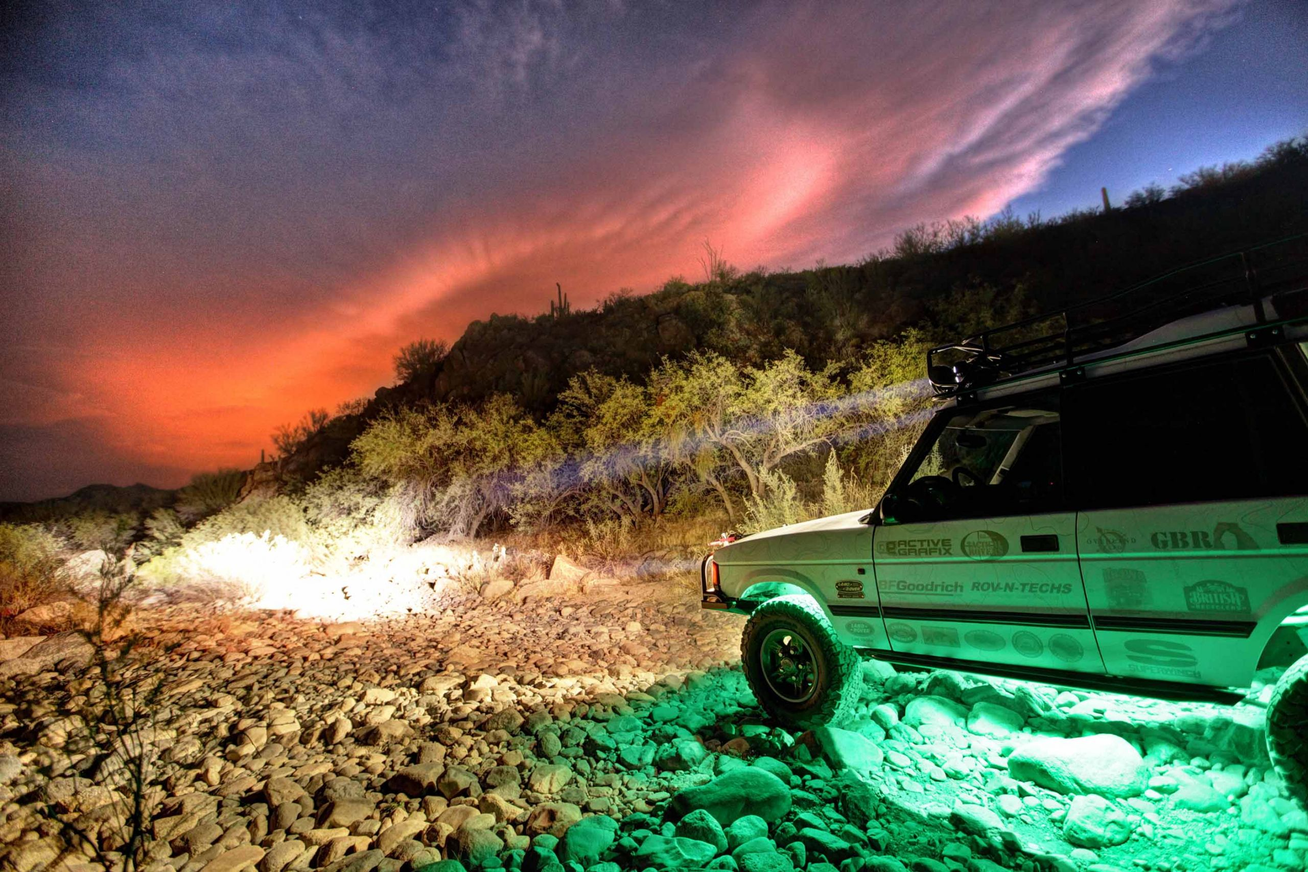 Custom Off Road / Overlanding Land Rover Build - Image #06